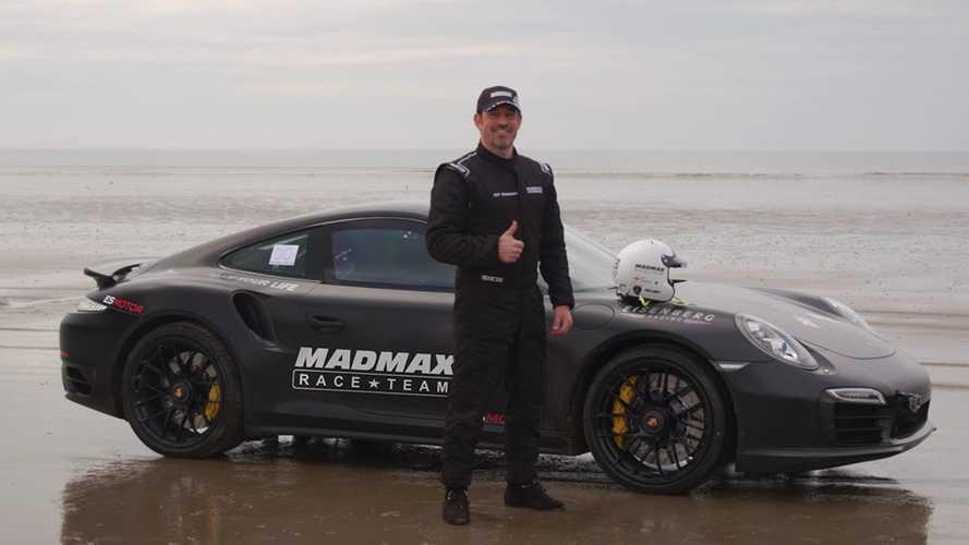 Установлен новый рекорд скорости на… песке