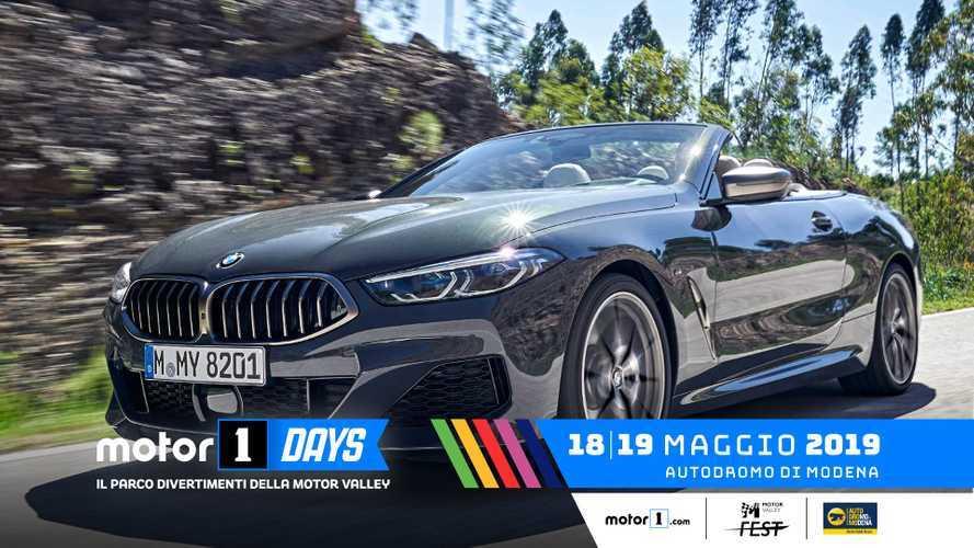 BMW, prestazioni ed eleganza fanno un giro a Modena