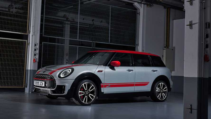 2020 Mini John Cooper Works Clubman, Countryman Debut With 301 HP