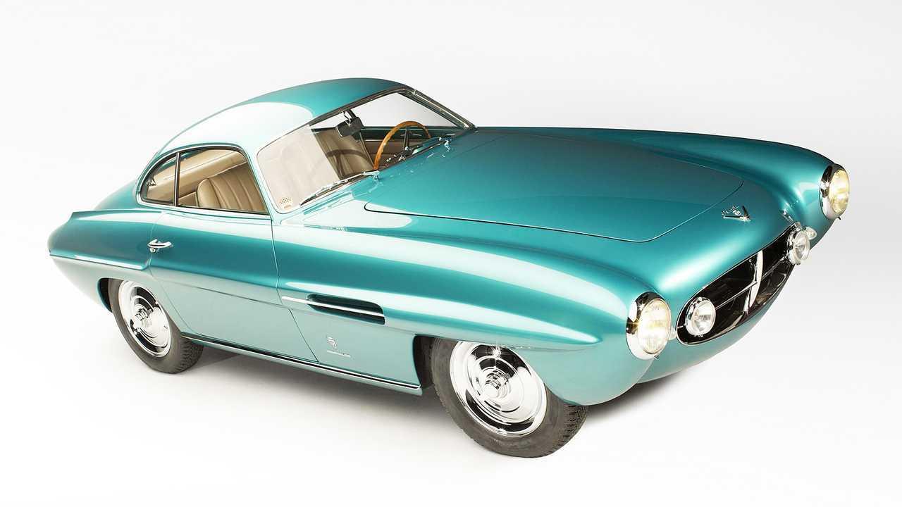 Fiat 8V Supersonic Ghia (1953) - 1'607'759 euros
