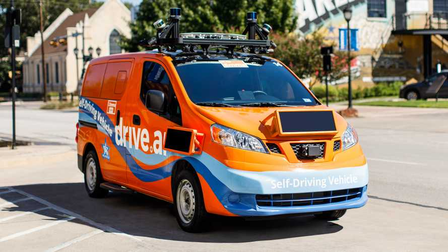 Apple's still in the game, acquires self-driving startup Drive.ai