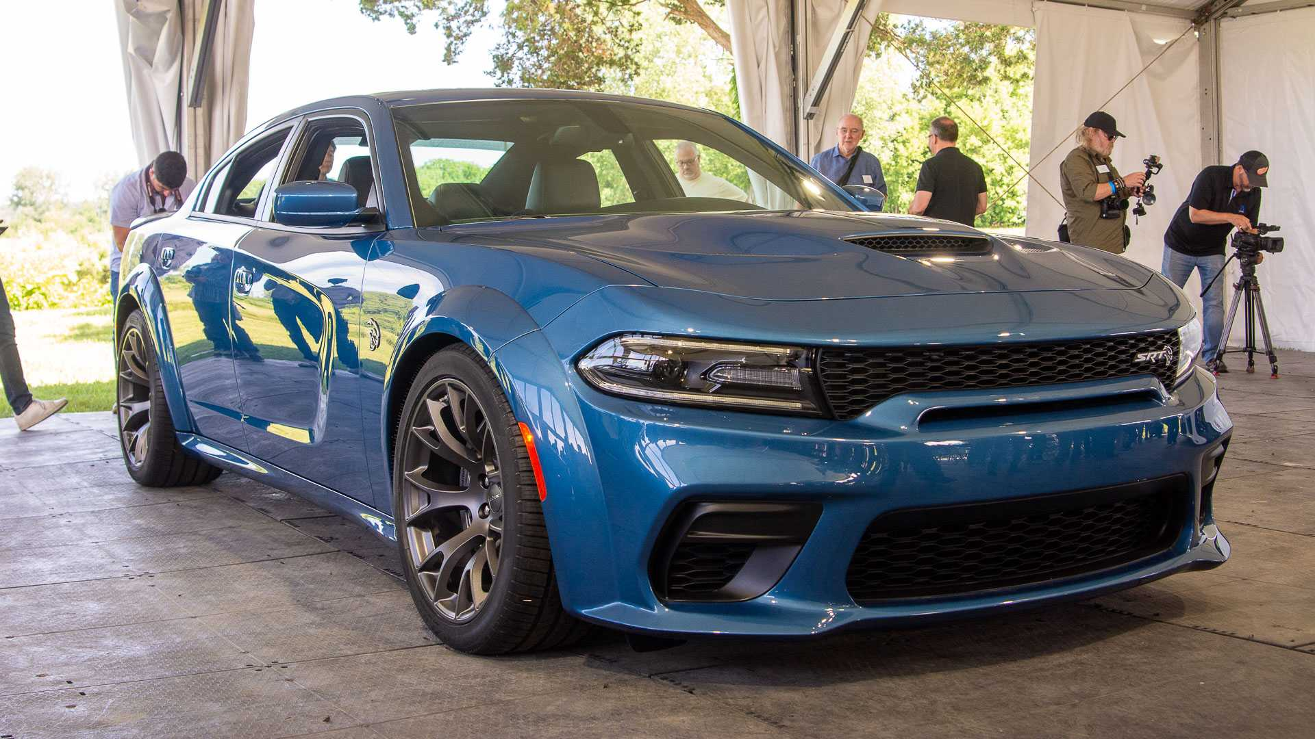 2020 Dodge Charger Srt 8 Interior
