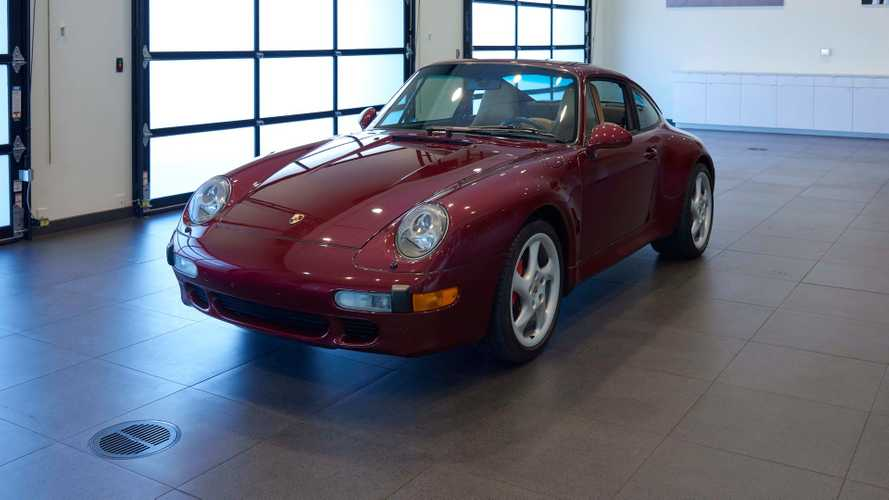 Buy This Legendary 1996 Porsche 911 C4S For Under $150K