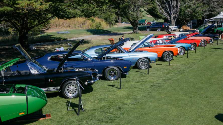 Porsche Featured At 64th Annual Hillsborough Concours d'Elegance