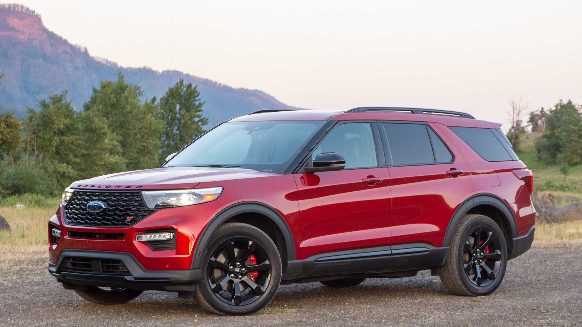 2020 Ford Explorer St First Drive Staying Power