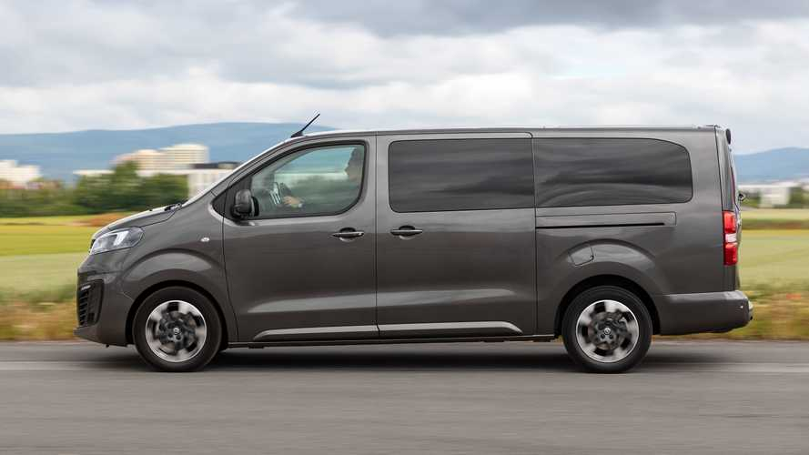 Opel Zafira Life 2019, primera prueba