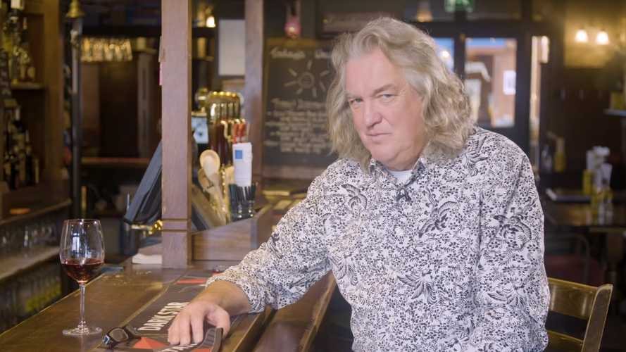 James May Explains How He Followed The Wrong Car During TG Filming