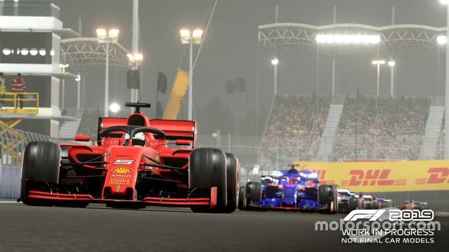 Las novedades de F1 2019 que elevan el listón en el modo Carrera