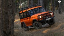 UAZ Hunter Expedition Edition