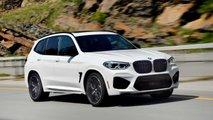 BMW X3 M im Test