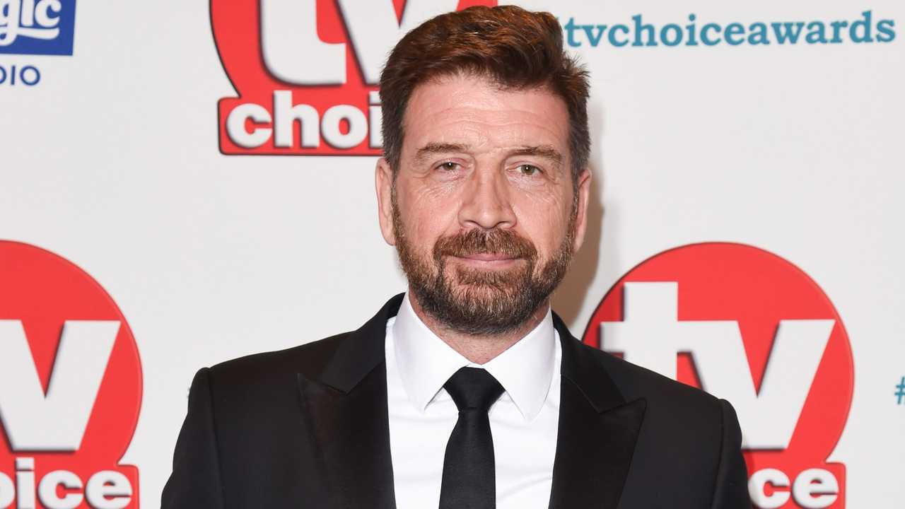 Nick Knowles at the TV Choice Awards 2018 at the Dorchester Hotel London