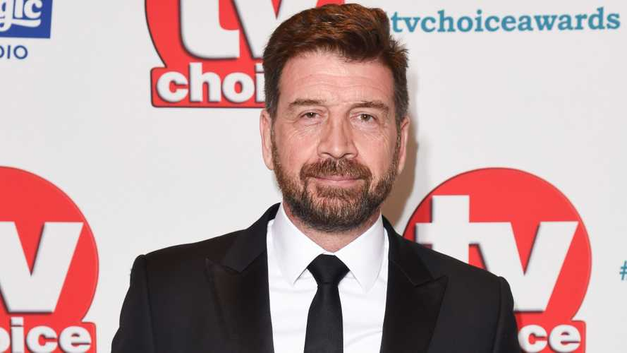 TV presenter Nick Knowles hit with driving ban