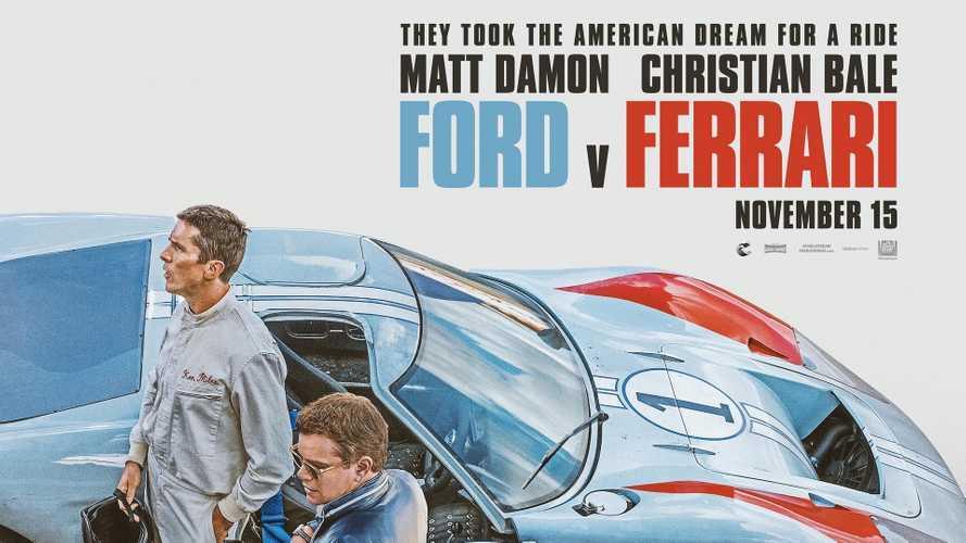 La rivalità tra Ford e Ferrari arriva al cinema