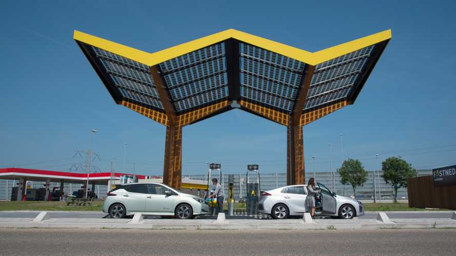 Fastned Is Tripling Sales, Approaching 100 Charging Stations
