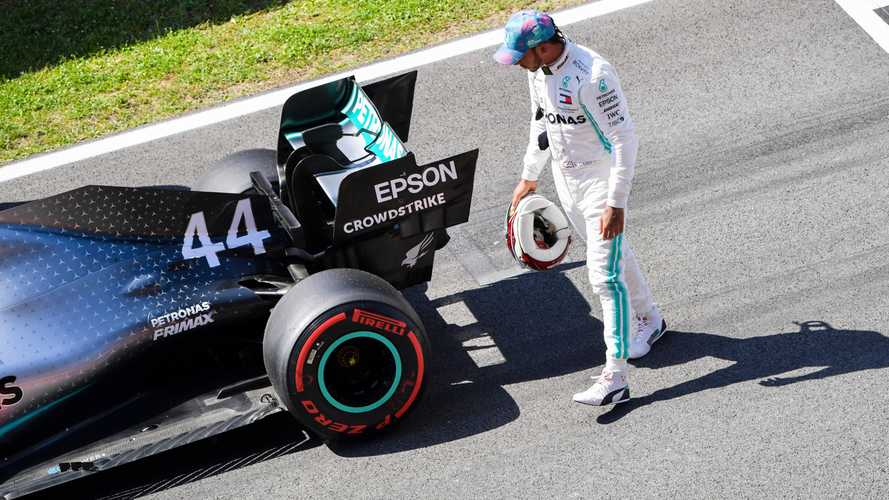 Low battery a factor in Hamilton's 'not good enough' qualifying
