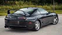 Toyota Supra de 1997 subastado por Barrett-Jackson