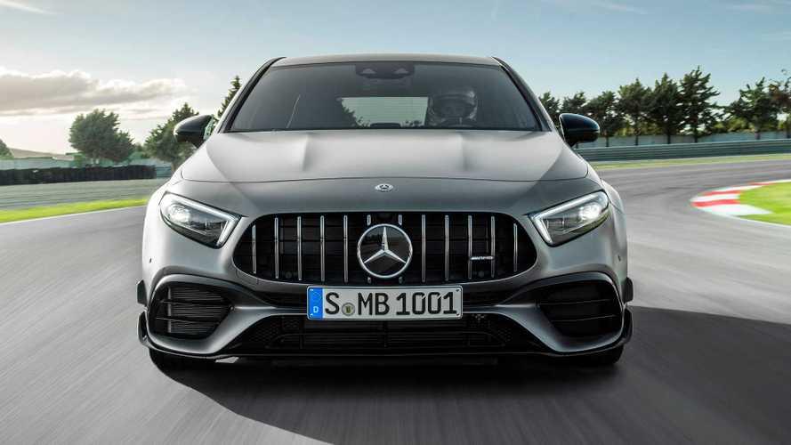 Mercedes est toujours leader sur le marché du premium