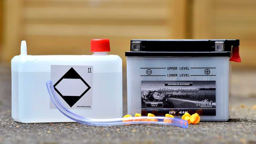 Ask RideApart: I Killed My Motorcycle Battery. Now What?