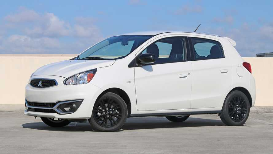 2019 Mitsubishi Mirage LE: Review