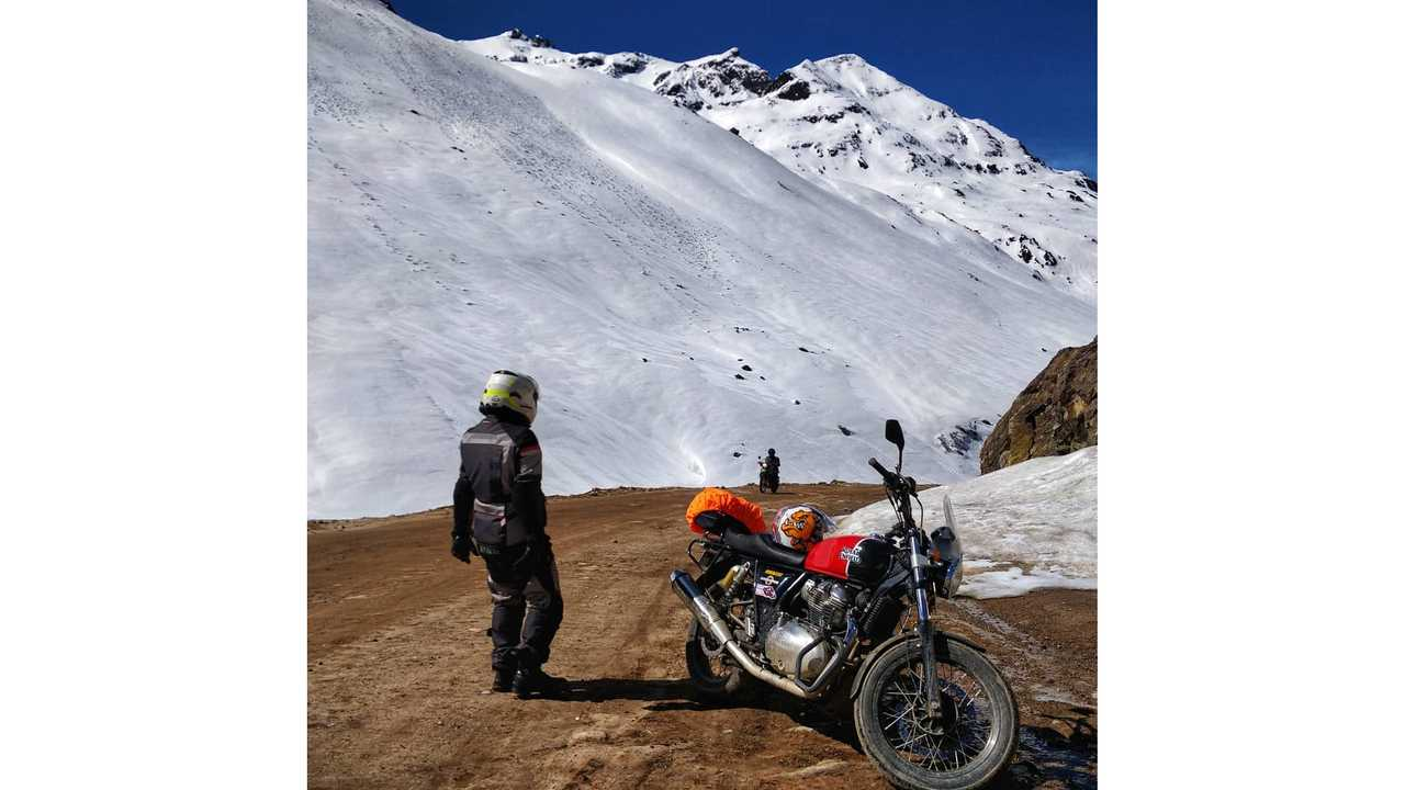 Royal Enfield Fixing Twins' High Altitude ECU Mapping Issues