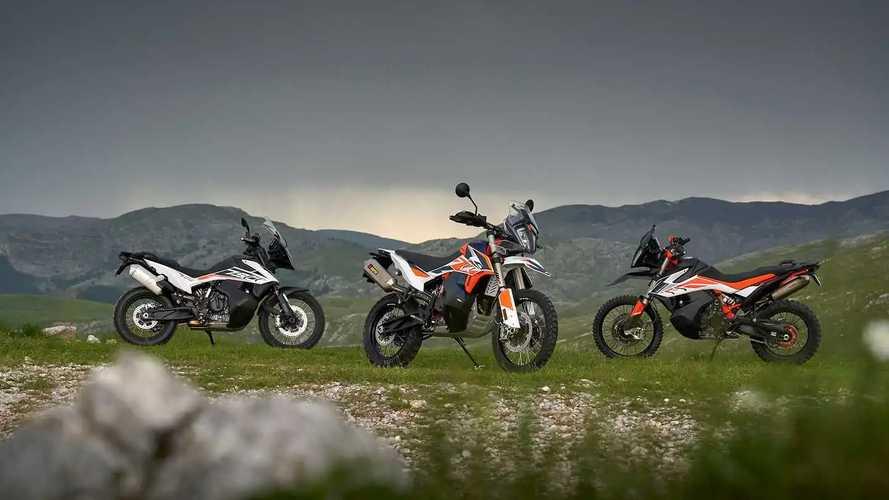2020 KTM 790 Adventure R Rally