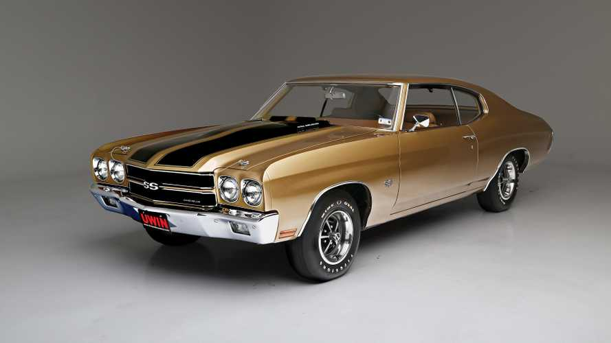 This 1970 Chevelle SS 454 Is One Of The Finest Examples Around