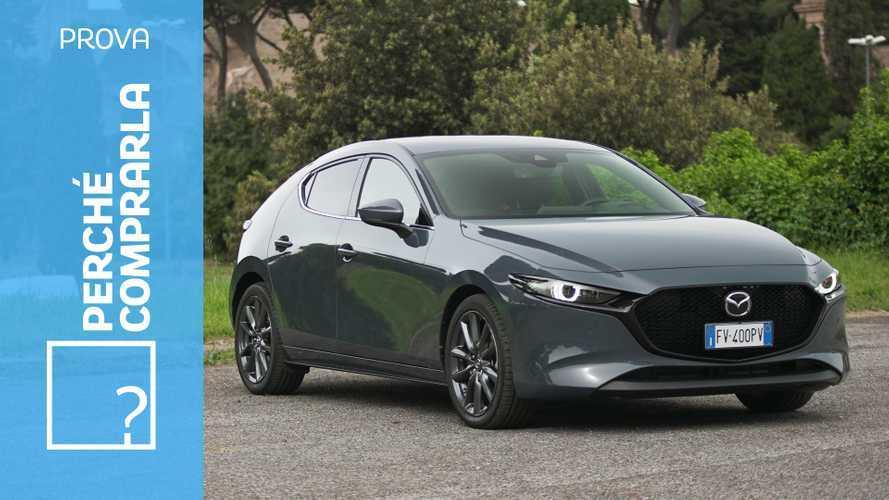 Mazda 3, perché comprarla… e perché no