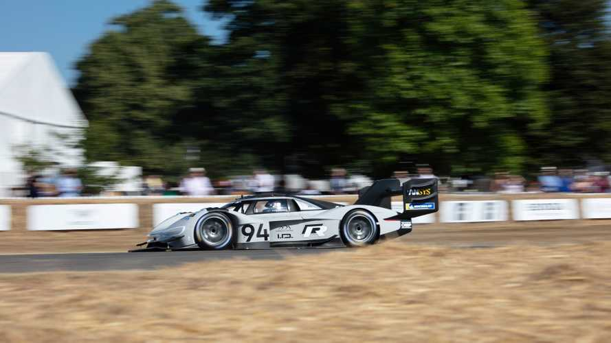 Volkswagen ID.R, è record a Goodwood