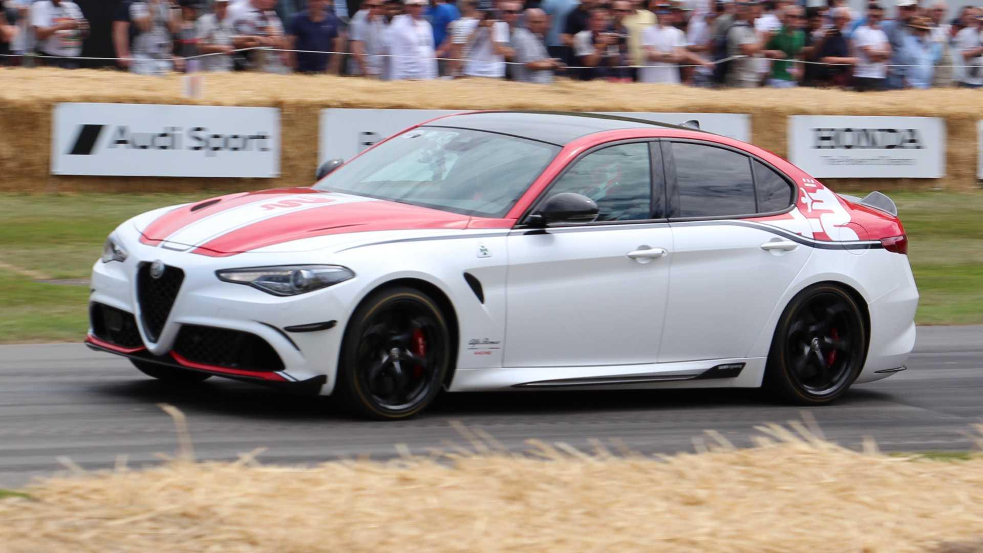 Alfa Romeo Models >> F1 Inspired Alfa Romeo Racing Models Arrive At Goodwood
