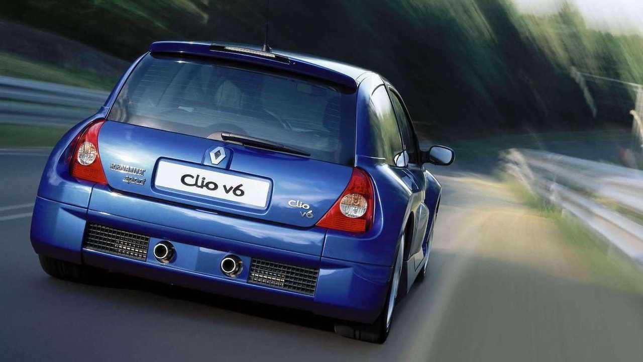Renault Clio V6 2003: más equilibrado