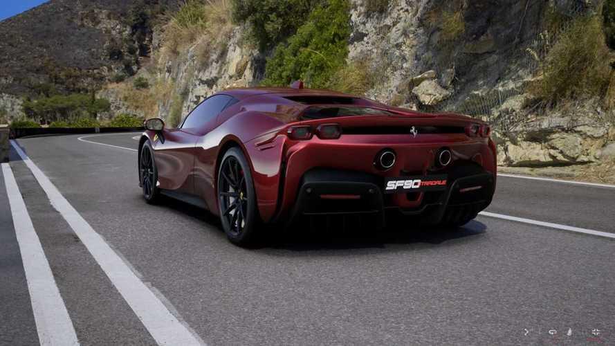 Rekordot döntött Stig egy Ferrari SF90 Stradale volánja mögött