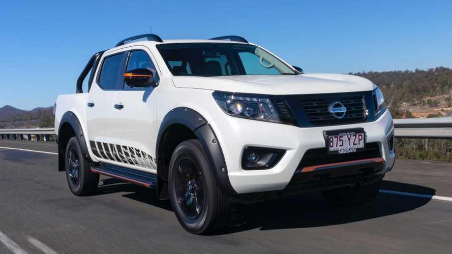 Nissan Frontier/Navara N-Trek