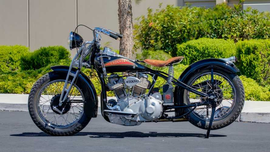 Can This Beautifully Restored Crocker Crack A Million At Mecum?
