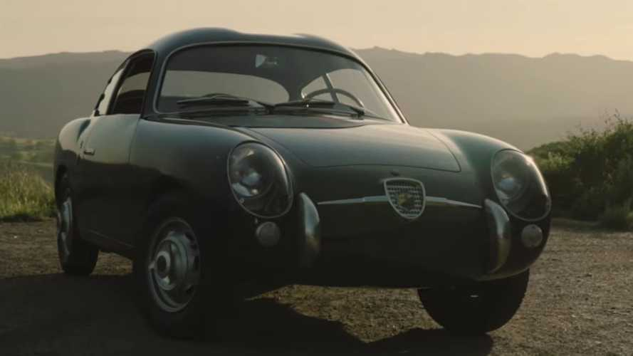 Fiat Abarth 750 GT Zagato Coupe Has A Racing Past