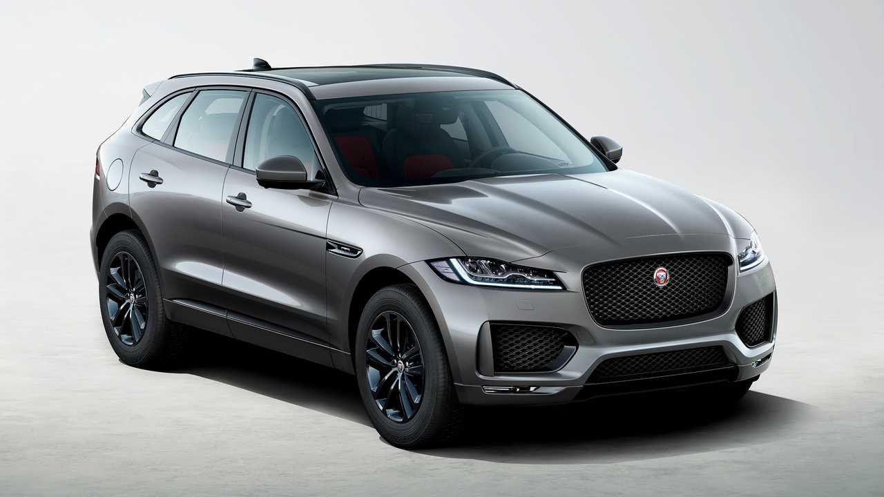 2020 Jaguar F Pace Review.Jaguar F Pace 300 Sport And Checkered Flag Editions Join