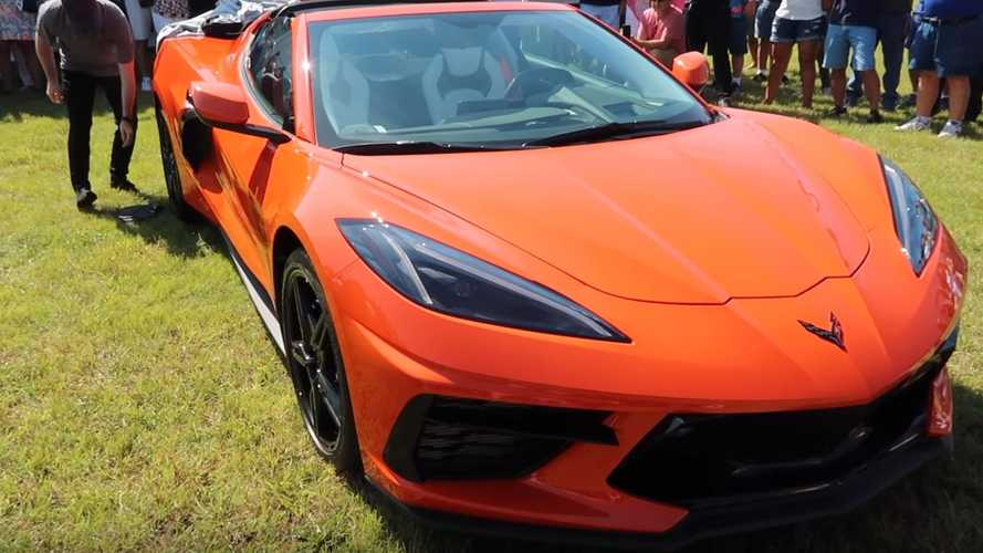 2020 Corvette Stingray Walkaround Shows What You Might've Missed