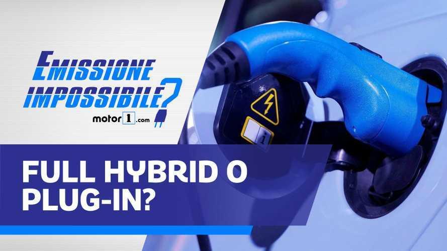 Auto ibride, meglio sceglierle full hybrid o plug-in?
