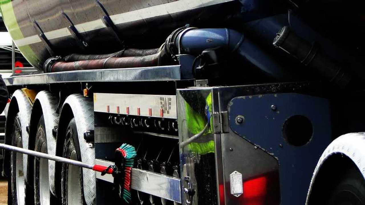 Indagine DKV. La pulizia del camion