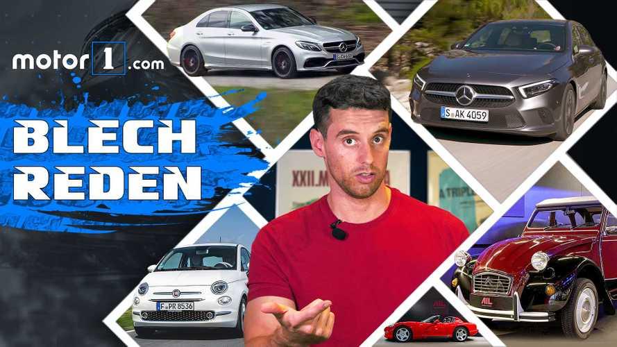 Video: Warum fahren so viele YouTuber Mercedes? VIP-Leasing und mehr