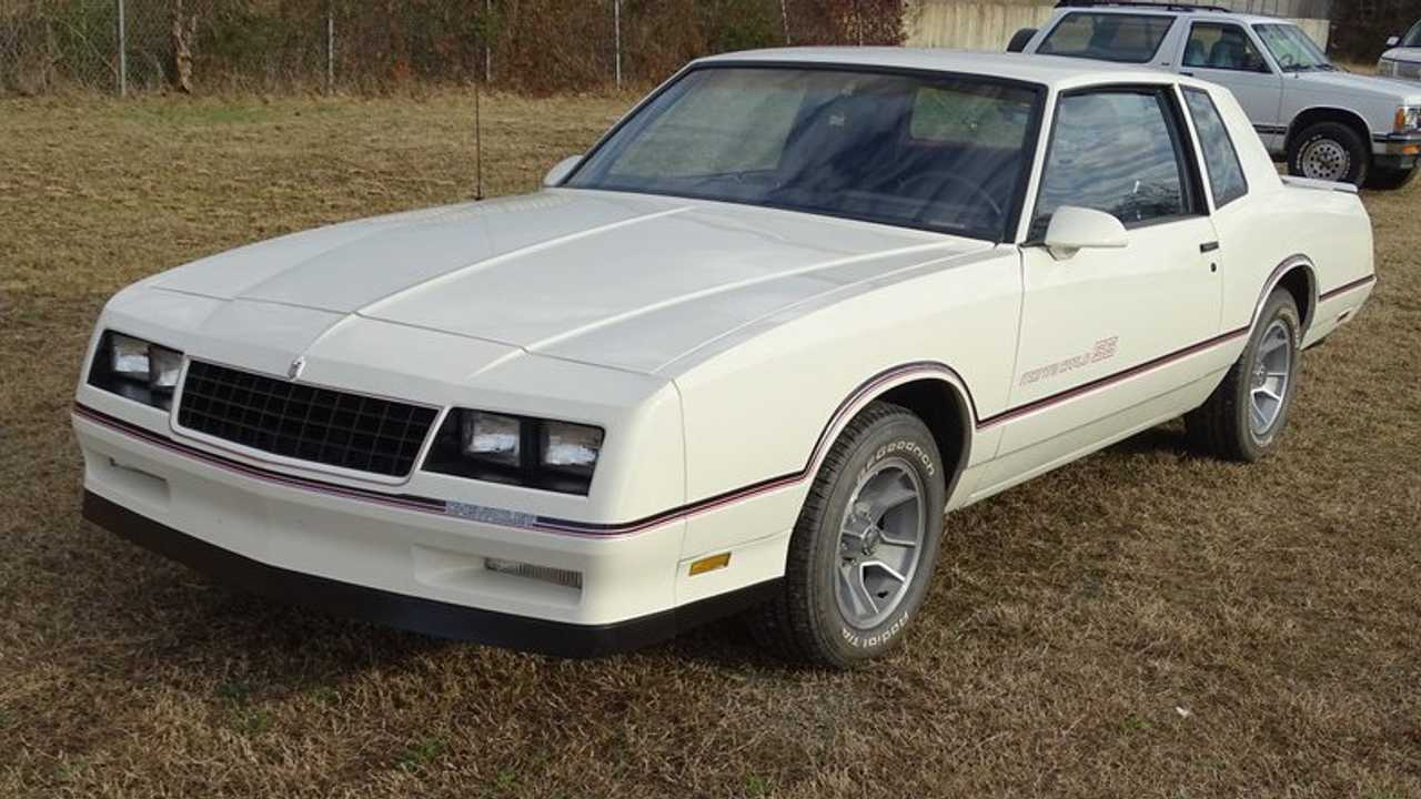 Largely Stock 1 of 200 Made 1986 Chevrolet Monte Carlo