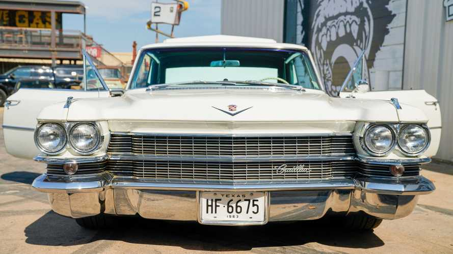 1963 Cadillac Coupe DeVille By Cadillac Gas Monkey Garage