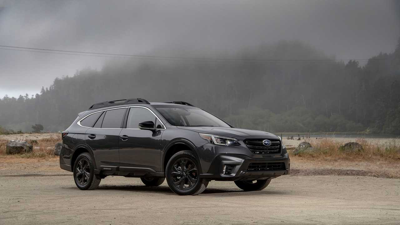 2020 Subaru Outback Xt Onyx Edition Review Rock Solid