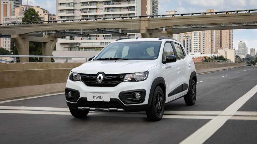 Kwid é pódio e Tracker lidera SUVs: veja ranking dos mais vendidos em maio