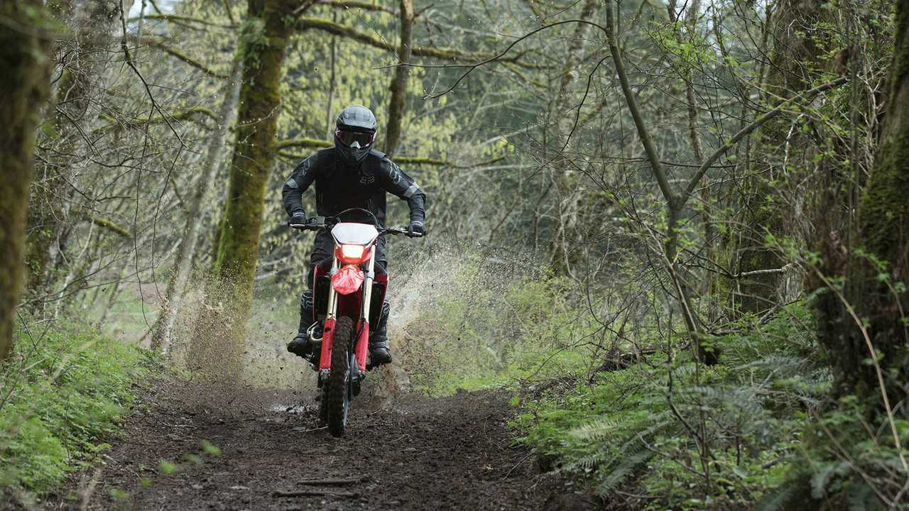 Learning To Ride Off-Road As An Adult