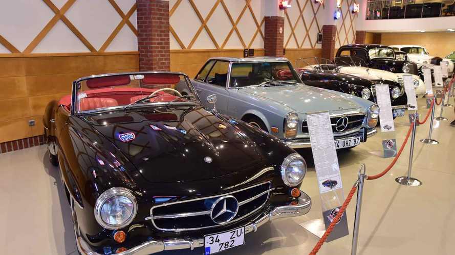 Klasik otomobil festivali gün sayıyor