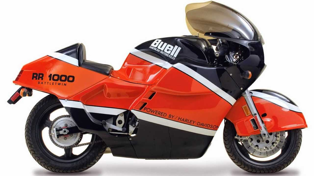 BUELL RR 1000 BATTLETWIN