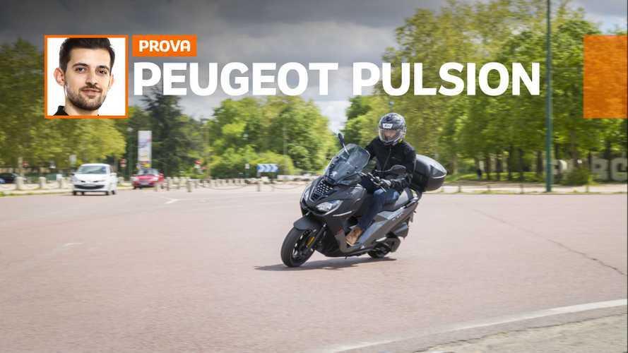 Peugeot Pulsion - TEST