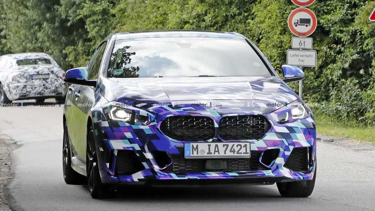 2020 BMW 2 Serisi Gran Coupe casus fotoğraf