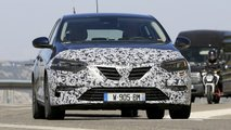 Renault Megane break photos espion