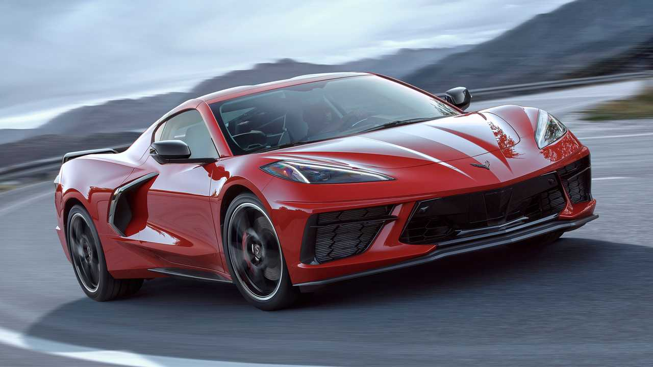 2020 Chevy Corvette Stingray Feature